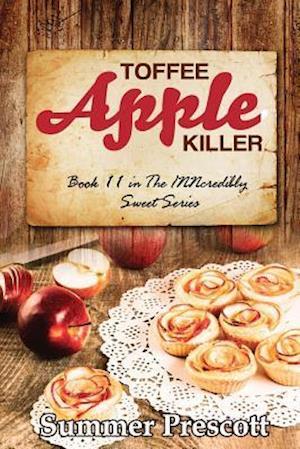 Bog, paperback Toffee Apple Killer af Summer Prescott