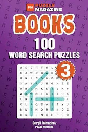Books - 100 Word Search Puzzles (Volume 3)
