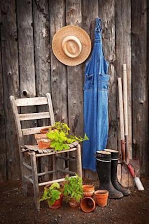Bog, paperback Backyard Gardening Tools Journal af Cs Creations