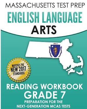 Bog, paperback Massachusetts Test Prep English Language Arts Reading Workbook Grade 7 af Test Master Press Massachusetts