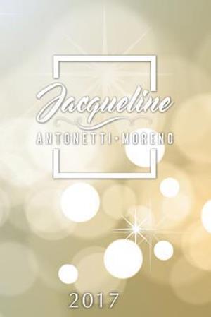 Bog, paperback Agenda 2017 - Journal 2017 af Jacqueline Antonetti Moreno