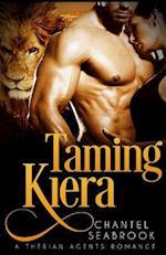 Taming Kiera af Chantel Seabrook