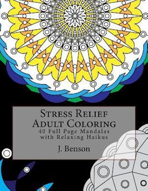 Stress Relief Adult Coloring