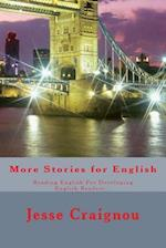 More Stories for English