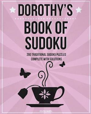 Bog, paperback Dorothy's Book of Sudoku af Clarity Media