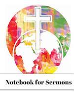 Notebook for Sermons (World Cross)
