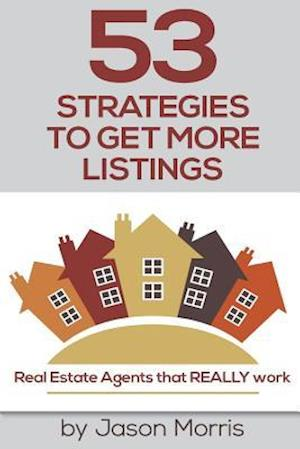 Bog, paperback 53 Strategies to Get More Listings af Jason Morris