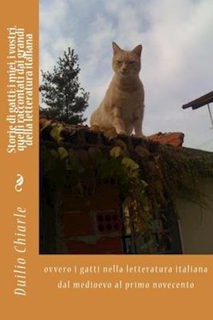 Bog, paperback Storie Di Gatti af Duilio Chiarle