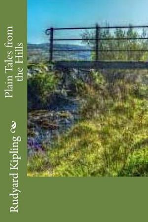 Bog, paperback Plain Tales from the Hills af Rudyard Kipling