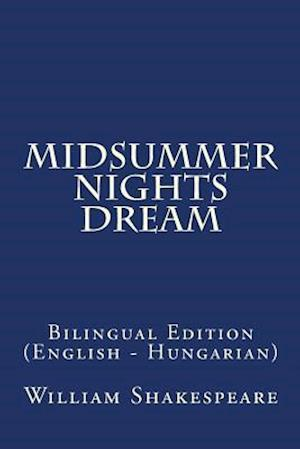 Bog, paperback Midsummer Nights Dream af William Shakespeare