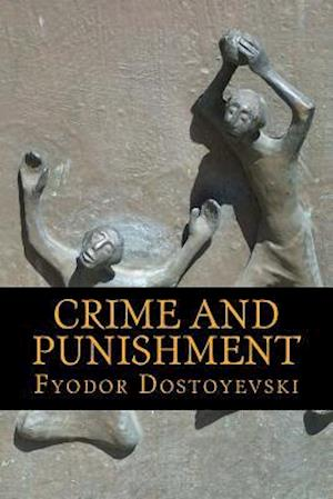 Bog, paperback Crime and Punishment af Fyodor Dostoyevski