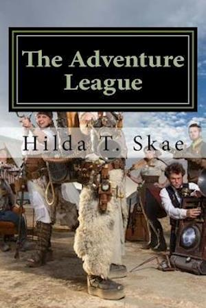 Bog, paperback The Adventure League af Hilda T. Skae