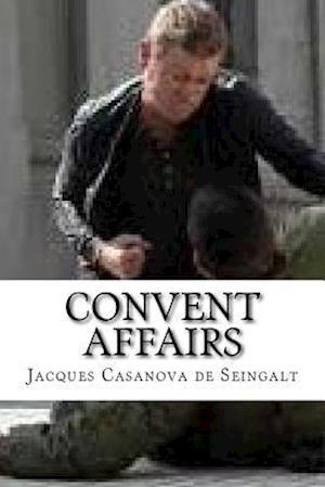 Bog, paperback Convent Affairs af Jacques Casanova de Seingalt