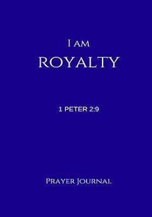 Bog, paperback I Am Royalty Prayer Journal af Jenn Foster, Melanie Johnson