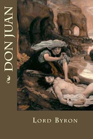 Bog, paperback Don Juan af Lord Byron