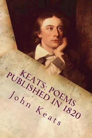Bog, paperback Keats af John Keats