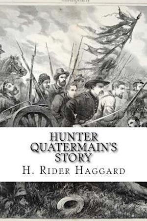 Bog, paperback Hunter Quatermain's Story af H. Rider Haggard