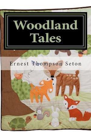 Bog, paperback Woodland Tales af Ernest Thompson Seton