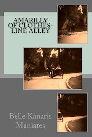 Bog, paperback Amarilly of Clothes-Line Alley af Belle Kanaris Maniates