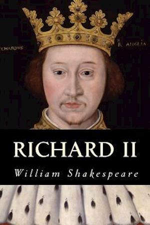 Bog, paperback Richard II af William Shakespeare