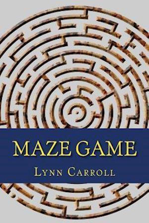 Bog, paperback Maze Game af Lynn Carroll