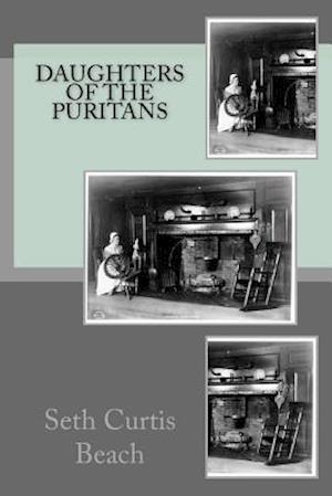 Bog, paperback Daughters of the Puritans af Seth Curtis Beach