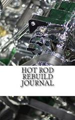 Hot Rod Rebuild Journal af Automotive Accessories Books