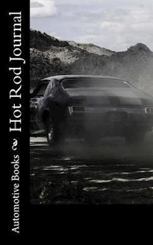 Bog, paperback Hot Rod Journal af Automotive Accessories Books