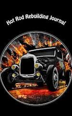 Hot Rod Rebuilding Journal af Automotive Accessories Books