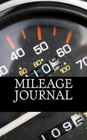 Bog, paperback Mileage Journal af Automotive Accessories Books