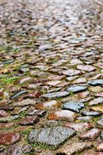 Wet Cobblestones on a Medieval Road Journal