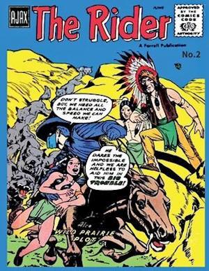 Bog, paperback The Rider # 2 af Ajax Publications