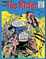 The Rider # 2 af Ajax Publications