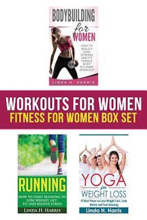 Bog, paperback Workouts for Women af Linda H. Harris