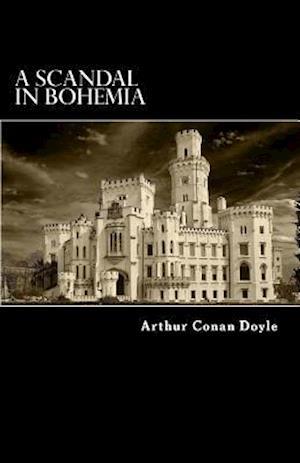 Bog, paperback A Scandal in Bohemia af Arthur Conan Doyle
