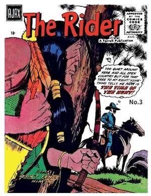Bog, paperback The Rider # 3 af Ajax Publications
