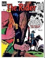 The Rider # 3 af Ajax Publications