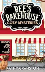 Bee's Bakehouse Cozy Mysteries Collection 1 af Kathy Cranston