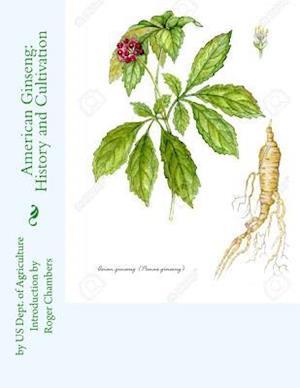 Bog, paperback American Ginseng af Us Dept of Agriculture