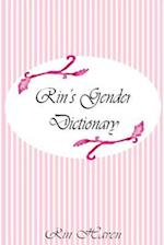 Rin's Gender Dictionary