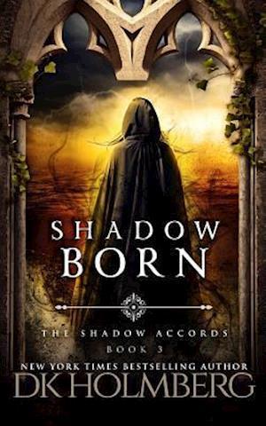 Bog, paperback Shadow Born af D. K. Holmberg
