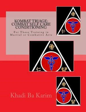Bog, paperback Kombat Triage af Khadi Ba Karim