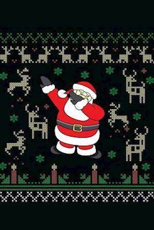 Bog, paperback Dabbing Santa af Journals and More