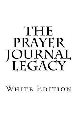 Bog, paperback The Prayer Journal Legacy
