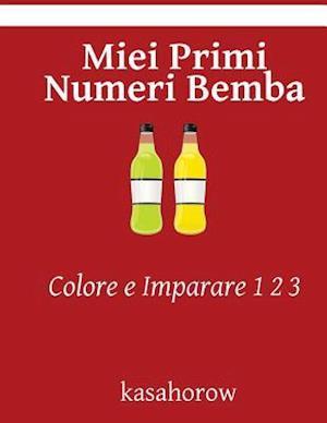 Bog, paperback Miei Primi Numeri Bemba af kasahorow