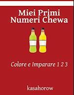Miei Primi Numeri Chewa