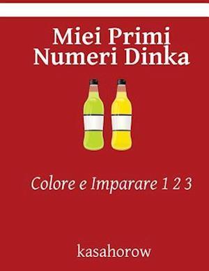 Bog, paperback Miei Primi Numeri Dinka af kasahorow