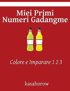 Bog, paperback Miei Primi Numeri Gadangme af kasahorow