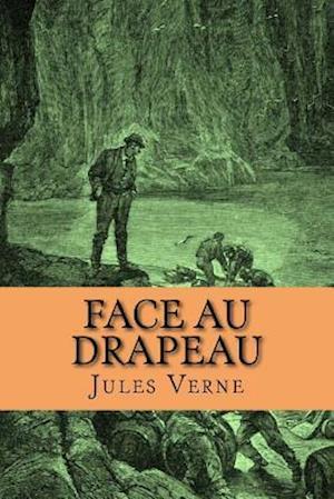 Bog, paperback Face Au Drapeau af Jules Verne