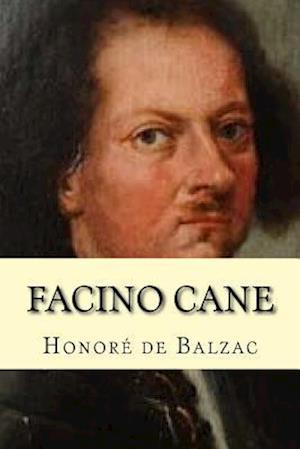Bog, paperback Facino Cane af Honoré de Balzac
